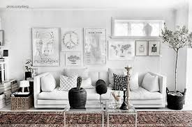 all white picture wall