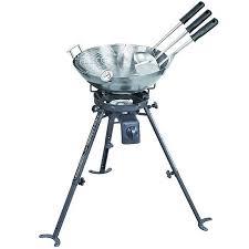 complete outdoor wok set