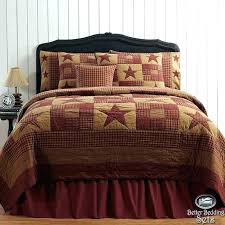 western cowboy bedding comforter sets quilts country rustic star twin quilt quilted uk