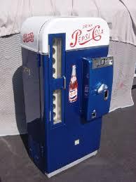 Pepsi Glass Bottle Vending Machine Magnificent VMC Coke Machine Restoration And Repair