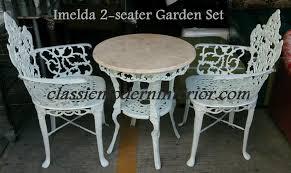 imelda garden set 2 seater