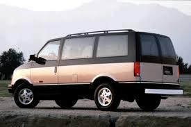 1990 05 chevrolet astro consumer guide auto  at 03 Chevy Astro Van Wire Body Diagram System