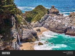 Pacific Coast Landscape Design Inc Usa Pacific Coast Image Photo Free Trial Bigstock