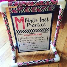 Anchor Chart Stand Miss 5th Diy Mini Anchor Chart Holders