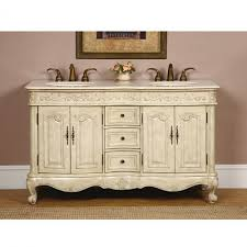 antique white bathroom cabinets. antique bathroom vanities modern vanity for bathrooms, two sink in white - tsc cabinets