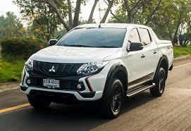 Mitsubishi Triton Athlete (2018) review | Bangkok Post: auto