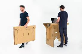 cardboard office furniture. cardboard furniture u2013 surprisingly strong and unexpectedly stylish office