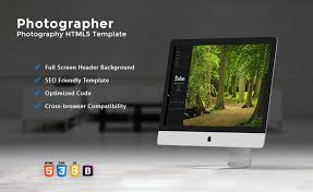Photography Website Templates Inspiration Mobile Friendly Photography Website Template With Bootstrap HTML48