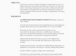 Hospital Pharmacist Resume Sample Clinical Pharmacist Resume