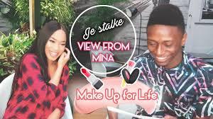 je stalke view from mina j adore le makeup les youuses ont moins de chances