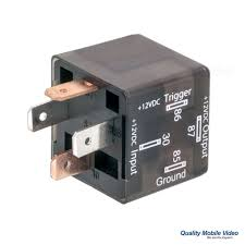beuler bu508td 12 vdc automotive 4 pin spst time delay relay beuler 12 vdc automotive 4 pin spst time delay relay connections