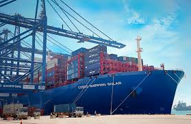 port company color chart double digit growth for abu dhabi ports latest maritime