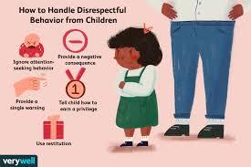 10 Year Old Behavior Chart 5 Ways To Deal With Disrespectful Children