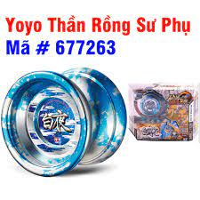 Con quay yoyo kim loại thần rồng sư phụ mã 677263 đồ chơi trẻ em chính hãng  199,000đ