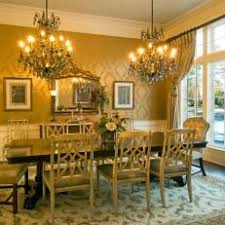 traditional dining room chandeliers. formal yellow victorian dining room with double chandelier traditional chandeliers n