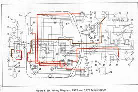 ironhead another mini stic wiring diagram the sportster and ive hilighted all the relevant wires here