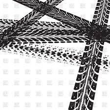 tire track background. Fine Background Tire Tracks Background Vector Image U2013 Artwork Of Backgrounds  Textures Abstract  Sermax55 Click To Zoom With Track Background E