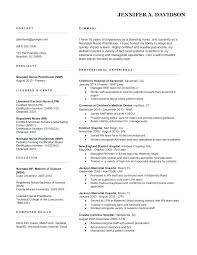 Nursing Resume Template Free Nursing Resume Format Free Download ...