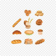 Bakery Vector Graphics Illustration Clip Art Food Daily Bread Png