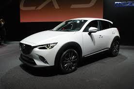 new car releases for 2015MazdaCX3Geneva1jpg