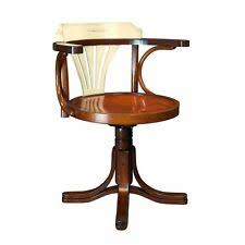 Image Smapin Authentic Models Mf082 Pursers Chair Ivory 24 Antique Trader Nautical Home Office Furniture Ebay