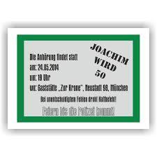 50 Geburtstag Einladung Spruche Lustige Einladungen Zum 50