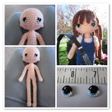 Amigurumi Doll Patterns Custom By Hook By Hand Another Wonderful Doll Pattern Amigurumi