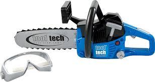 john deere chainsaw toy. tool tech toy chainsaw blue john deere c