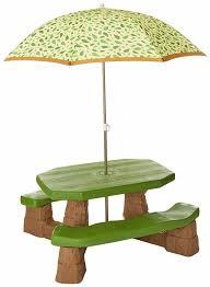 step2 naturally playful picnic table