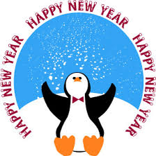 Image result for New Year Bird clip art