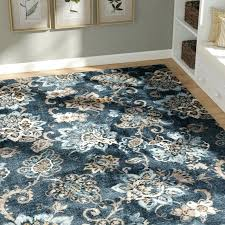 blue brown rug navy blue brown area rug blue brown and tan rugs