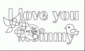 Small Picture I Love You Mom Coloring Pages zimeonme