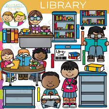 library center clipart.  Library At The Clip Art Images Illustrations Whimsy To Library Center Clipart I