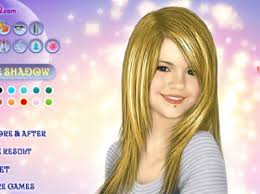 game selena s make up