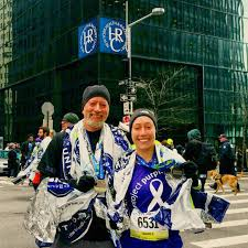 2018 lincoln half marathon. delighful marathon 2018 nyc half marathon paul and emily slesinger run for project purple intended lincoln half marathon