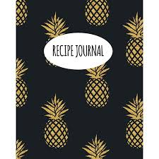How To Make A Recipe Book Kitchen Gifts Recipe Journal Blank Recipe Book To Write In Your Own Recipes Collect Your Favourite Recipes And Make Your Own Unique Cookbook Gold