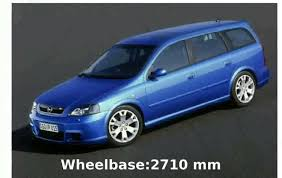2002 Opel Astra OPC Station Wagon - Specs and Features - YouTube