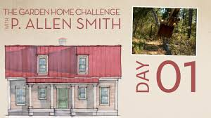 construction site day 1 the garden home challenge with p allen smith