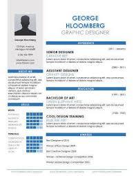 Infographic Resume Template Jmckell Com