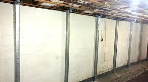 can bowing basement walls be dangerous