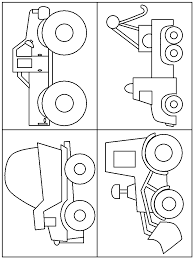 Small Picture Trucks Transportation Coloring Pages Coloring Book