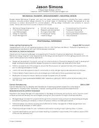 Product Development Engineer Resume Sample Resume For New Product
