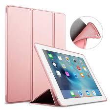 For All New iPad 10.2 inch Case <b>Tri fold</b> Smart Case <b>Silicone Back</b> ...