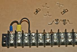 grounding electrical systems hotrod hotline jumper strips like those shown here can be use to connect the terminals together instead of a series of jumper wires a single buss bar not shown