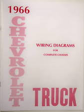 wiring diagram  66 1966 chevy truck wiring diagram manual