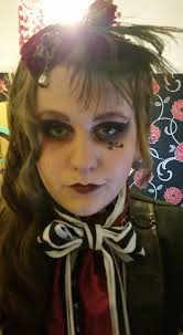 macabre makeup victorian ring master costume by beehivefullofmadness
