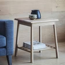 oak side table. Wycombe Oak Side Table 7