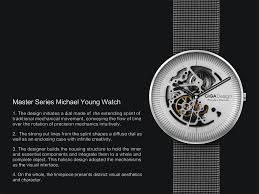 Ciga Design My Mechanical Watch Master Series Michael Young Watch If World Design Guide