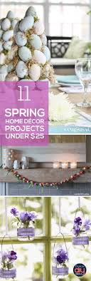 DIY Spring Home Dcor Projects under $25!