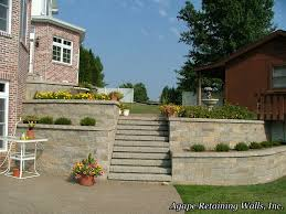 Small Picture Agape Retaining Walls Inc Terrace Photo Album 1